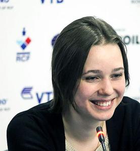 Mariya Muzychuk is 15th World Women's Champion!